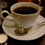 16528703 - ランチセットのコーヒー