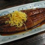 山本山 - うなぎの蒲焼、一匹1050円