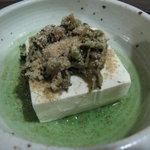 山本山 - 高菜豆腐263円