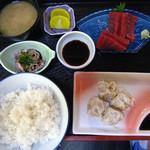 1653658 - マグロ定食