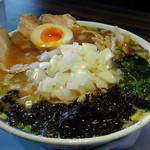 しょうじ - チャーシュー麺大盛り(あっさり)