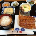 16533116 - 蒲焼定食 松