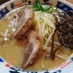 らーめん大 - 博多とんこつらーめん(細麺) 1