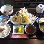 16534963 - 天ぷら膳