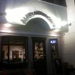 ブルームーンカフェ - 正面入口