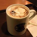 ジョルノコーヒー - カフェ・モカのSサイズです。