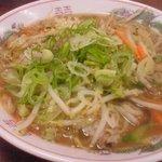 1654696 - 野菜ラーメン700円