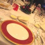 16540774 - 9人掛け丸テーブル