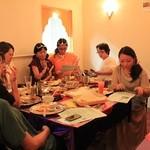 インド料理 GAUTAMA - 美味しそう♪楽しそう♪