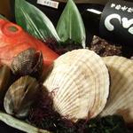 凪 - 旬の魚貝刺身