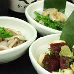 凪 - 前菜3種盛