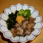旬味亭 満 - ナマコ酢