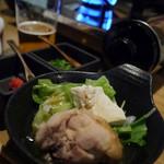 中目黒KIJIMA - 歯ごたえのある鶏が美味しい。