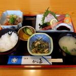 Kaneshou - 昼御膳 850円