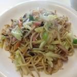 紅蘭 おおば亭 - 料理写真:皿うどん