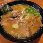 麺や 亀陣 - 限定 味噌_800円