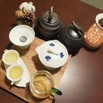 シーシャカフェ カンノーク - 香りのいい本格中国茶