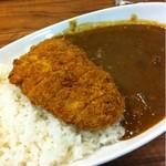 麹町咖喱 - カツカレー(ビーフ) 680円