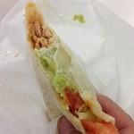 Taco Derio!  - 2012年12月27日チキンタコス380円
