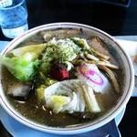 まるた - 辛味噌チャーシュー麺880円