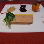 モゴット - フォアグラのテリーヌと3種のコンフィチュール