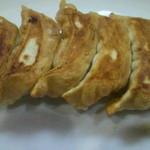 16547743 - 餃子定食の餃子