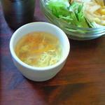 1655849 - サラダ・スープ・ドリンクバー