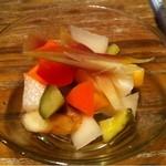 16550345 - 野菜ピクルス