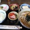 たんば茶屋 - 料理写真:田舎定食(1,050円)