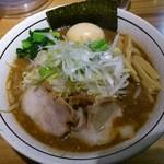 らぁ麺 あんど - 黒味噌らぁ麺\850
