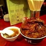 16551628 - 焼肉丼☆大盛☆990円(2012/11)