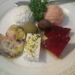 スパルタ - 前菜