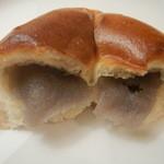 秀のパン工房 窯 - 断面