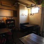カフェ セッテ - 店内写真