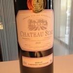 ヴァリノール - 赤ワインをグラスで
