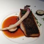 ヴァリノール - 目鯛のポワレ アルベールソース