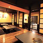 焼肉 奈々味 - 内観写真:店内写真4