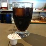萬壽園 - サービスランチコーヒー