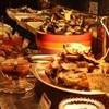 マンゴツリー カフェ - 料理写真:美味しい料理が並ぶブッフェボード