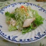 パティオ - 料理写真:きまぐれサラダ