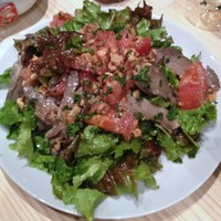 コレット - たっぷり国産豚ハツのコンフィのサラダ ¥850