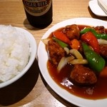 江南 - 酢豚