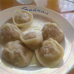 六本木 バイカル - ロシア風水餃子「ペリメニ」