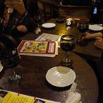 エルボラーチョ - まずは、ワインでサルー!