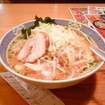 らーめん花楽 - 味噌ラーメン(大盛) 680円
