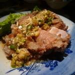 Nappajushi - 鳥肉の唐揚げ