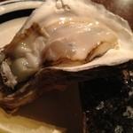 喃喃 - 2012年12月28日 喃喃 生牡蠣
