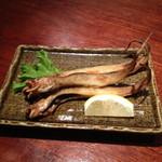 いろり - 幻魚一夜干し680円