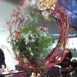 レストラン薔薇 - 2012/12/6 お迎え花