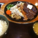 みさき食堂 - コンボサガリ定食  2012年  味咲